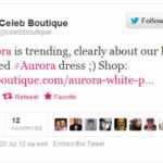Fashion Company Commits Social Media Suicide