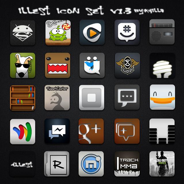illest icons
