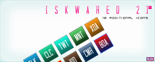 skwared vol 2 android icone