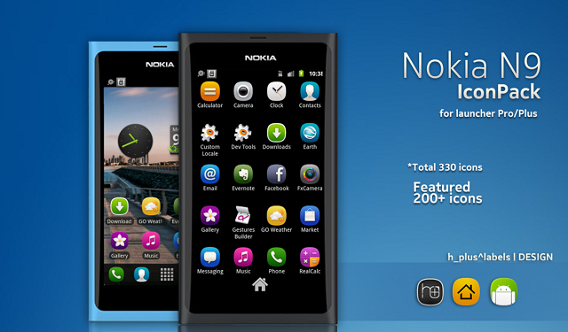 nokia n9 android icon