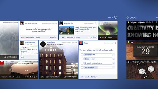 Facebook Concept 4
