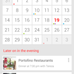 Google Calendar for Android – Concept