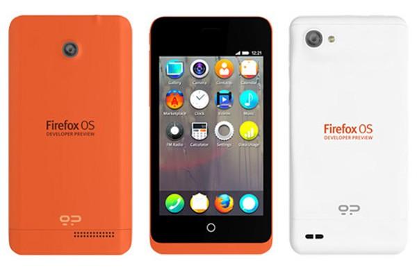 geeksphone firefox