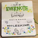 GIVEAWAY: Moleskine Evernote Notebook + 3 Months Premium