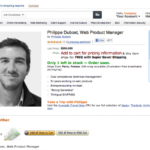 Guy Makes Amazon-style Resume