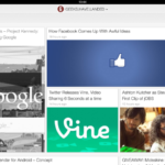 Google Currents 2.0 Update on iOS