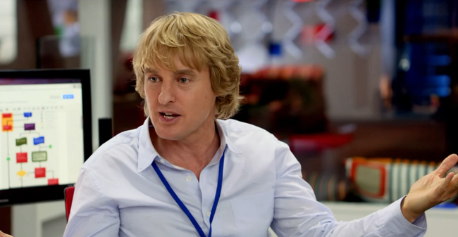 owen wilson the internship