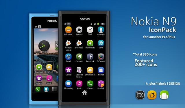 nokia n9 android icon
