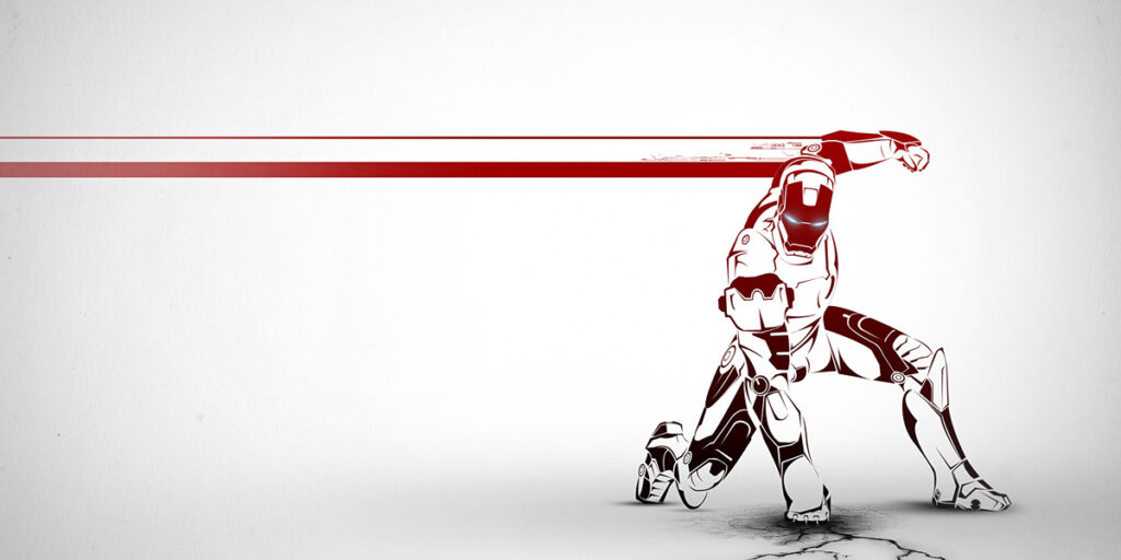 superhero twitter cover photos iron man 2