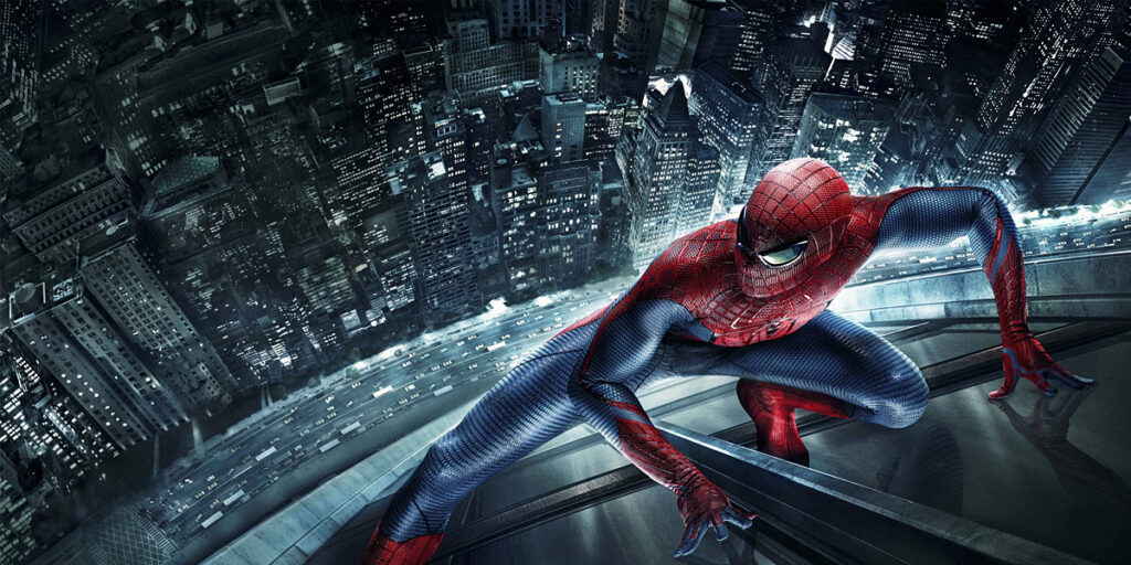 superhero cover photos twitter spiderman