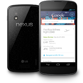 Nexus 7 by LG and Google