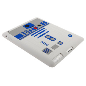 R2-D2 case for iPad - Mobile Fun