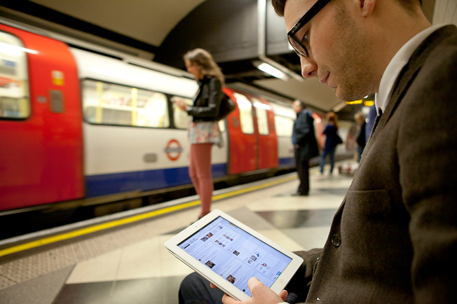 EE offering Free Wi-Fi To Customers on London Underground