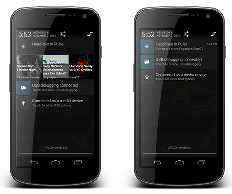 pulse 3.0 android