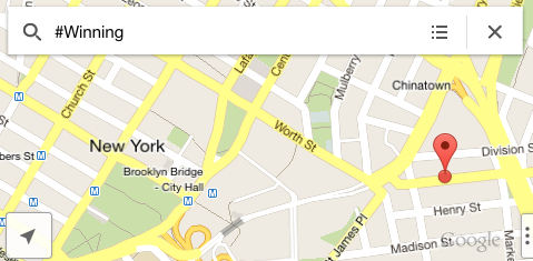 Google Maps Tops iOS Chart