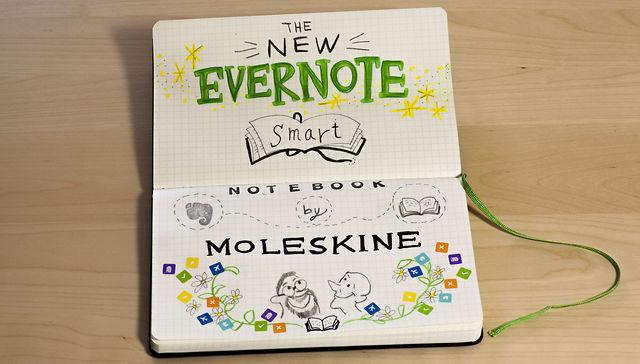 Moleskine Evernote Giveaway