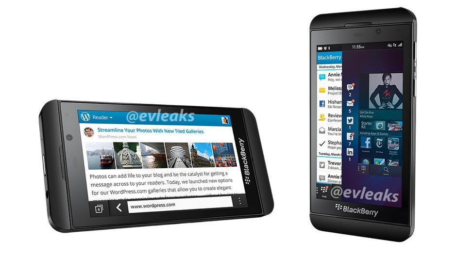 Blackberry z10 release date