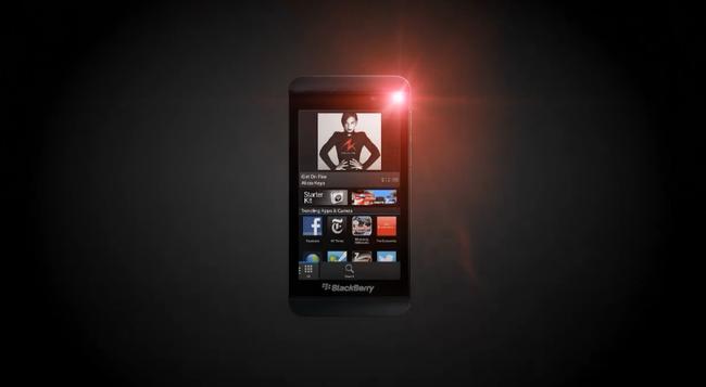 blackberry z10 BB10