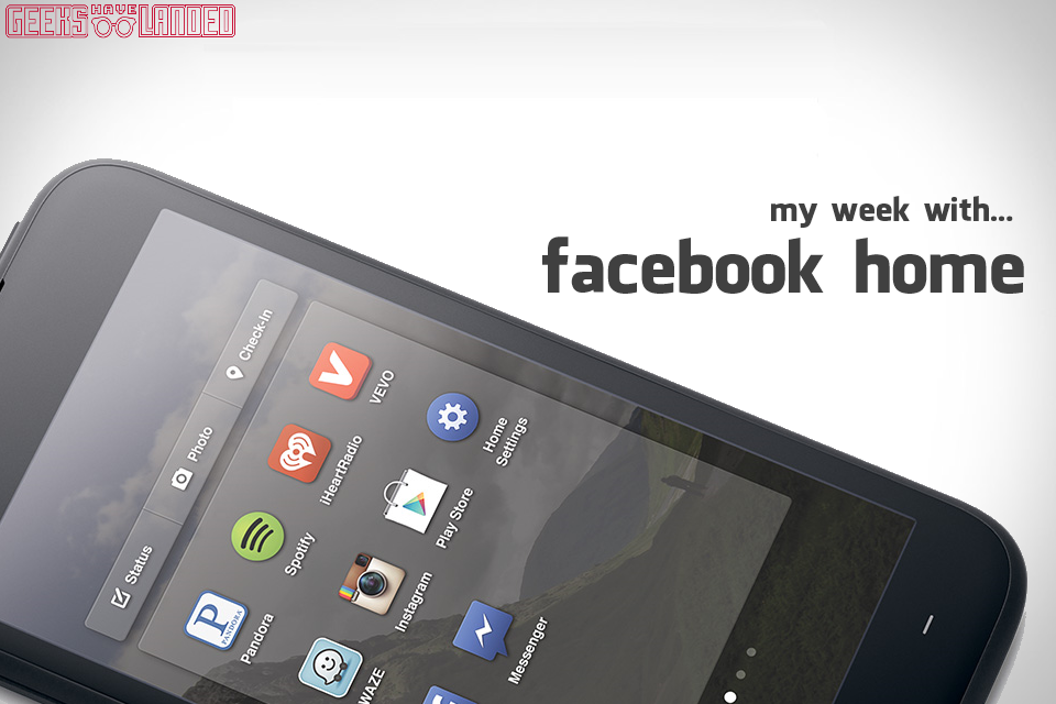 facebook home review